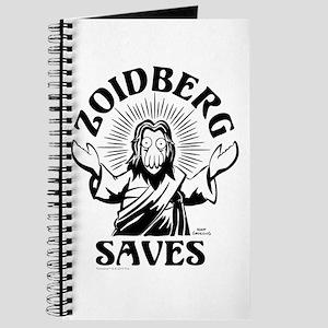 Zoidberg Saves Journal
