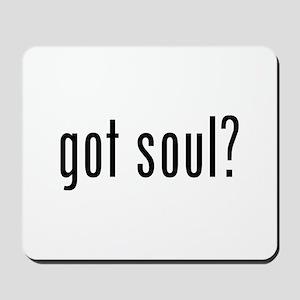 got soul? Mousepad