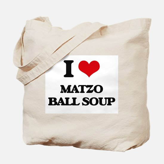 matzo ball soup Tote Bag