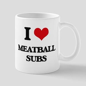 meatball subs Mugs