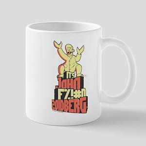 Futurama John Fing Zoidberg Mug