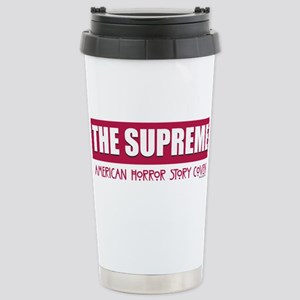 The Supreme Stainless Steel Travel Mug