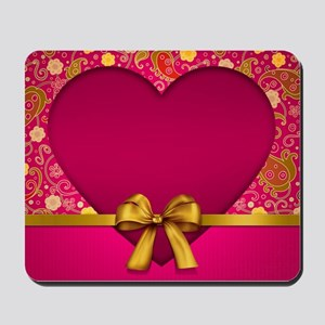 Gifted With Love Mousepad