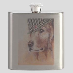 Old Alabama Dog Flask