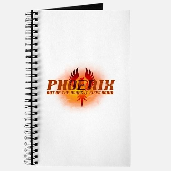 Cute Phoenix Journal