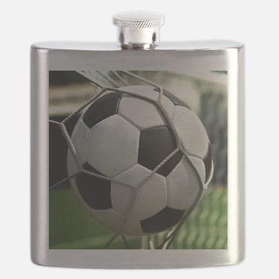 Soccer Goal Flask