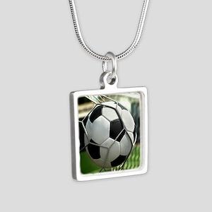 Soccer Goal Necklaces