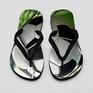 Soccer Goal Flip Flops