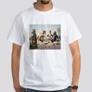 BOCK BEER white t-shirt