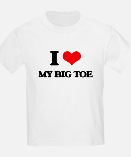 my big toe T-Shirt