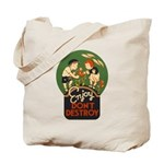 FLOWER GIRL canvas bag