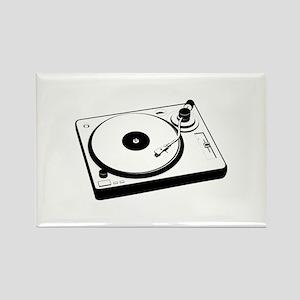 DJ Turntable Magnets