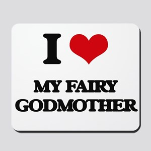my fairy godmother Mousepad