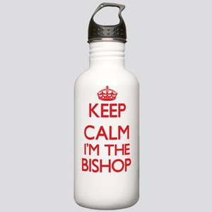 Keep calm I'm the Bish Stainless Water Bottle 1.0L