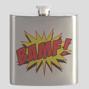 Bamf! Flask