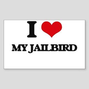 my jailbird Sticker