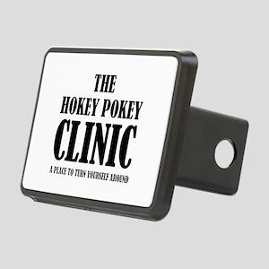 Hokey Pokey Clinic Hitch Cover