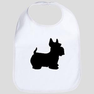 SCOTTY DOG Bib
