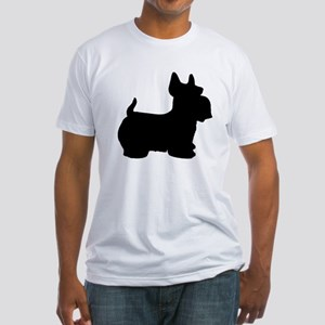 SCOTTY DOG Fitted T-Shirt