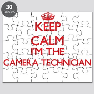 Keep calm I'm the Camera Technician Puzzle
