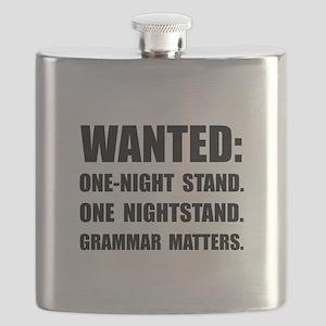 Nightstand Grammar Flask