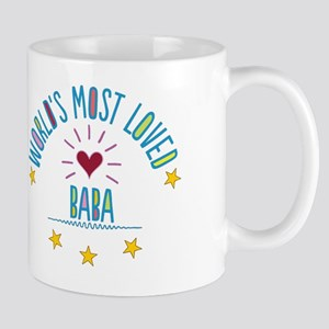 World's Most Loved Baba Mug