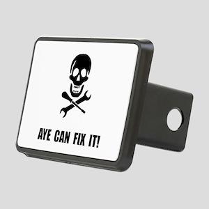 Pirate Fix It Skull Hitch Cover