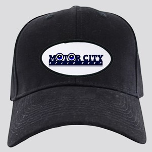 Motor City Speed Shop Black Cap