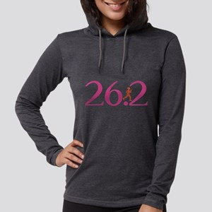 26.2 Marathon Run Like A Gir Long Sleeve T-Shirt