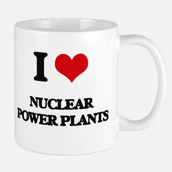 nuclear power plants Mugs