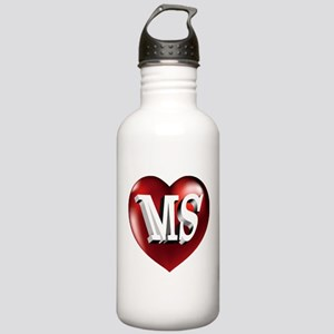 The Great State of Mis Stainless Water Bottle 1.0L