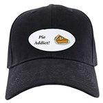 Pie Addict Black Cap