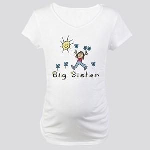 Big Sister Maternity T-Shirt
