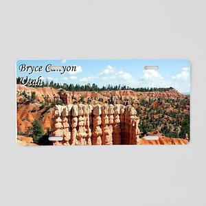 Bryce Canyon, Utah, USA (wi Aluminum License Plate