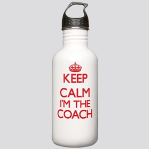 Keep calm I'm the Coac Stainless Water Bottle 1.0L