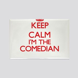Keep calm I'm the Comedian Magnets