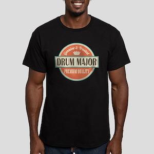 drum major Men's Fitted T-Shirt (dark)