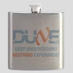DUNE Logo Flask