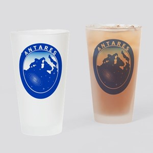 ANTARES Collaboration Drinking Glass