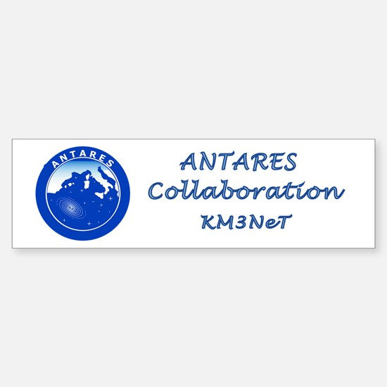 ANTARES Collaboration Sticker (Bumper)
