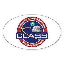 CLASS Logo Sticker (Oval)