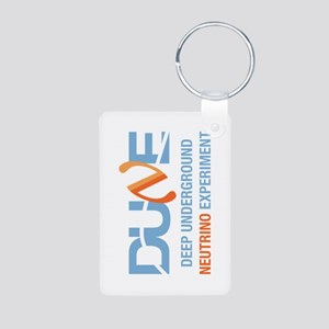 Dune Logo Aluminum Photo Keychain Keychains