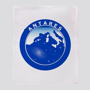ANTARES Collaboration Throw Blanket