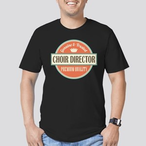 choir director Men's Fitted T-Shirt (dark)