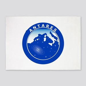 ANTARES Collaboration 5'x7'Area Rug