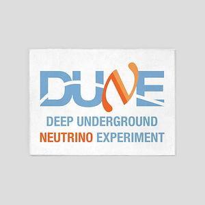DUNE Logo 5'x7'Area Rug