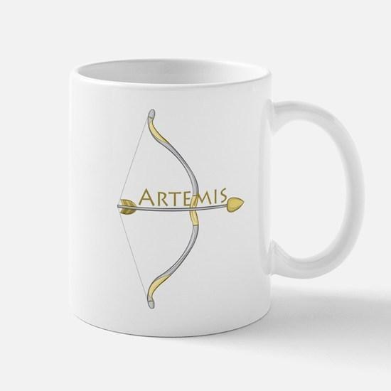 Apollo And Artemis Mugs