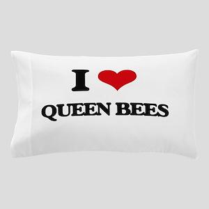 queen bees Pillow Case