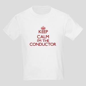 Keep calm I'm the Conductor T-Shirt