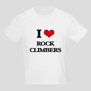 rock climbers T-Shirt